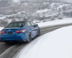 2020 Toyota Camry XSE AWD Rear Three-Quarter Wallpapers 150x120 (12)