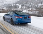2020 Toyota Camry XSE AWD Rear Three-Quarter Wallpapers 150x120 (7)