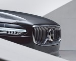 2020 Volvo S90 Recharge T8 plug-in hybrid (Color: Platinum Grey) Grill Wallpapers 150x120 (11)