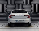 2020 Volvo S90 Recharge T8 plug-in hybrid (Color: Platinum Grey) Rear Wallpapers 150x120 (8)