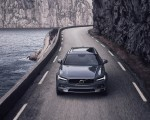 2020 Volvo V90 Cross Country Recharge T8 plug-in hybrid (Color: Thunder Grey) Front Wallpapers 150x120 (2)