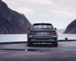 2020 Volvo V90 Cross Country Recharge T8 plug-in hybrid (Color: Thunder Grey) Rear Wallpapers 150x120 (5)