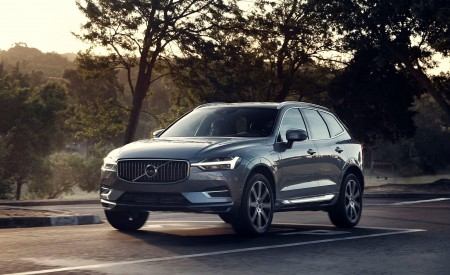 2020 Volvo XC60 Wallpapers HD