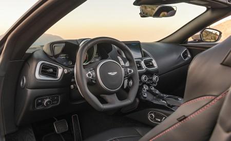 2021 Aston Martin Vantage Roadster (Color: Spirit Silver; US-Spec) Interior Wallpapers 450x275 (121)