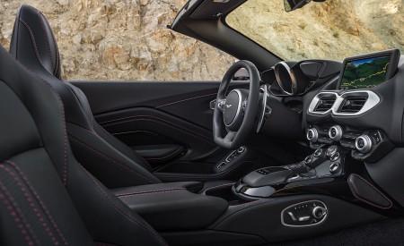 2021 Aston Martin Vantage Roadster (Color: Spirit Silver; US-Spec) Interior Wallpapers 450x275 (123)
