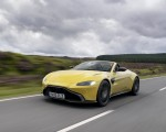 2021 Aston Martin Vantage Roadster Wallpapers HD