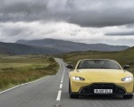 2021 Aston Martin Vantage Roadster (Color: Yellow Tang) Front Wallpapers 150x120 (21)
