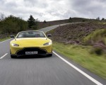 2021 Aston Martin Vantage Roadster (Color: Yellow Tang) Front Wallpapers 150x120 (3)