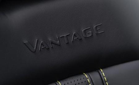 2021 Aston Martin Vantage Roadster (Color: Yellow Tang) Interior Seats Wallpapers 450x275 (67)