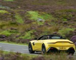 2021 Aston Martin Vantage Roadster (Color: Yellow Tang) Rear Three-Quarter Wallpapers 150x120 (39)