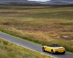 2021 Aston Martin Vantage Roadster (Color: Yellow Tang) Rear Three-Quarter Wallpapers 150x120 (41)