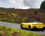 2021 Aston Martin Vantage Roadster (Color: Yellow Tang) Rear Wallpapers 150x120 (42)