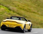 2021 Aston Martin Vantage Roadster (Color: Yellow Tang) Rear Wallpapers 150x120 (33)
