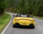 2021 Aston Martin Vantage Roadster (Color: Yellow Tang) Rear Wallpapers 150x120 (43)