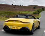 2021 Aston Martin Vantage Roadster (Color: Yellow Tang) Rear Wallpapers 150x120 (35)