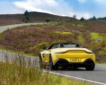 2021 Aston Martin Vantage Roadster (Color: Yellow Tang) Rear Wallpapers 150x120 (44)