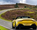 2021 Aston Martin Vantage Roadster (Color: Yellow Tang) Rear Wallpapers 150x120 (36)