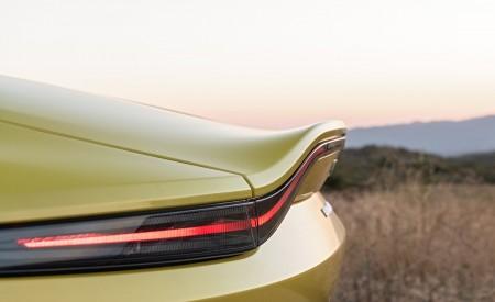 2021 Aston Martin Vantage Roadster (Color: Yellow Tang; US-Spec) Spoiler Wallpapers 450x275 (152)