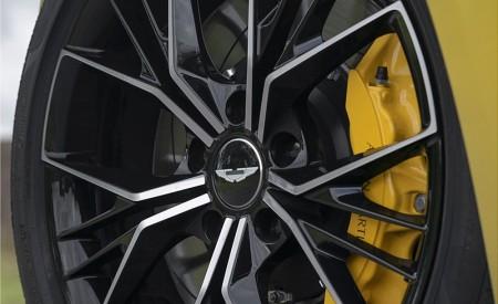 2021 Aston Martin Vantage Roadster (Color: Yellow Tang) Wheel Wallpapers 450x275 (59)