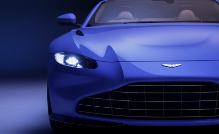 2021 Aston Martin Vantage Roadster Front Wallpapers 450x275 (171)