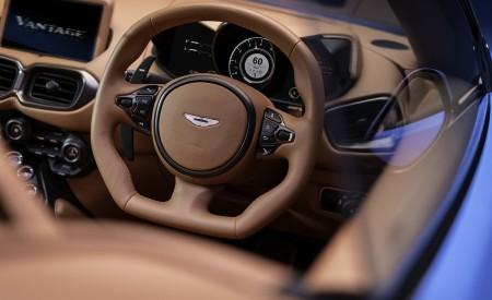 2021 Aston Martin Vantage Roadster Interior Steering Wheel Wallpapers 450x275 (172)