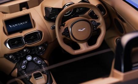 2021 Aston Martin Vantage Roadster Interior Wallpapers 450x275 (174)