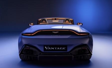 2021 Aston Martin Vantage Roadster Rear Wallpapers 450x275 (165)