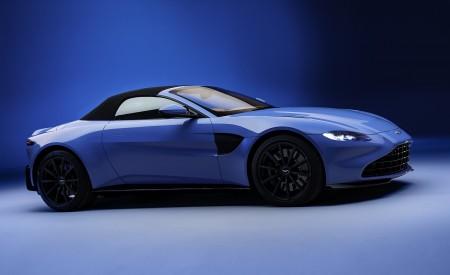 2021 Aston Martin Vantage Roadster Side Wallpapers 450x275 (166)