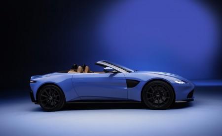 2021 Aston Martin Vantage Roadster Side Wallpapers 450x275 (167)