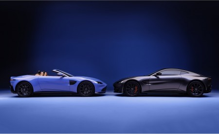 2021 Aston Martin Vantage Roadster Wallpapers 450x275 (170)