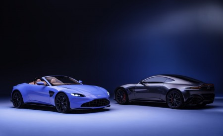 2021 Aston Martin Vantage Roadster Wallpapers 450x275 (169)