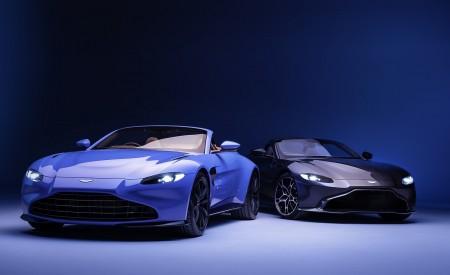 2021 Aston Martin Vantage Roadster Wallpapers 450x275 (168)