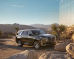 2021 Cadillac Escalade Front Three-Quarter Wallpapers 150x120 (9)