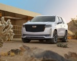 2021 Cadillac Escalade Front Three-Quarter Wallpapers 150x120 (2)