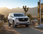 2021 Cadillac Escalade Front Wallpapers 150x120 (1)