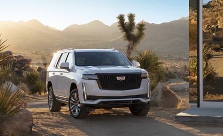 2021 Cadillac Escalade Wallpapers HD