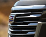 2021 Cadillac Escalade Grill Wallpapers 150x120 (19)