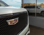 2021 Cadillac Escalade Grill Wallpapers 150x120 (18)