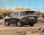 2021 Cadillac Escalade Rear Three-Quarter Wallpapers 150x120 (11)