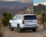 2021 Cadillac Escalade Rear Three-Quarter Wallpapers 150x120 (4)