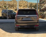2021 Cadillac Escalade Rear Wallpapers 150x120 (12)