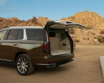 2021 Cadillac Escalade Trunk Wallpapers 150x120 (23)