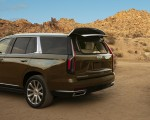 2021 Cadillac Escalade Trunk Wallpapers 150x120 (22)