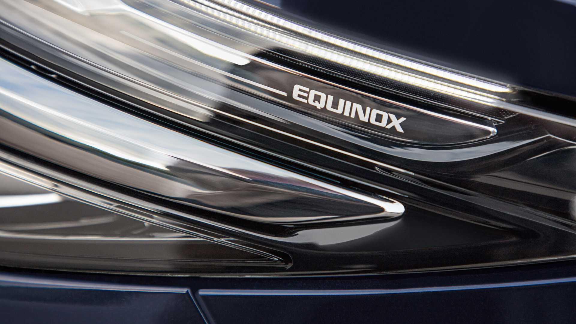 2021 Chevrolet Equinox Premier Detail Wallpapers (7)