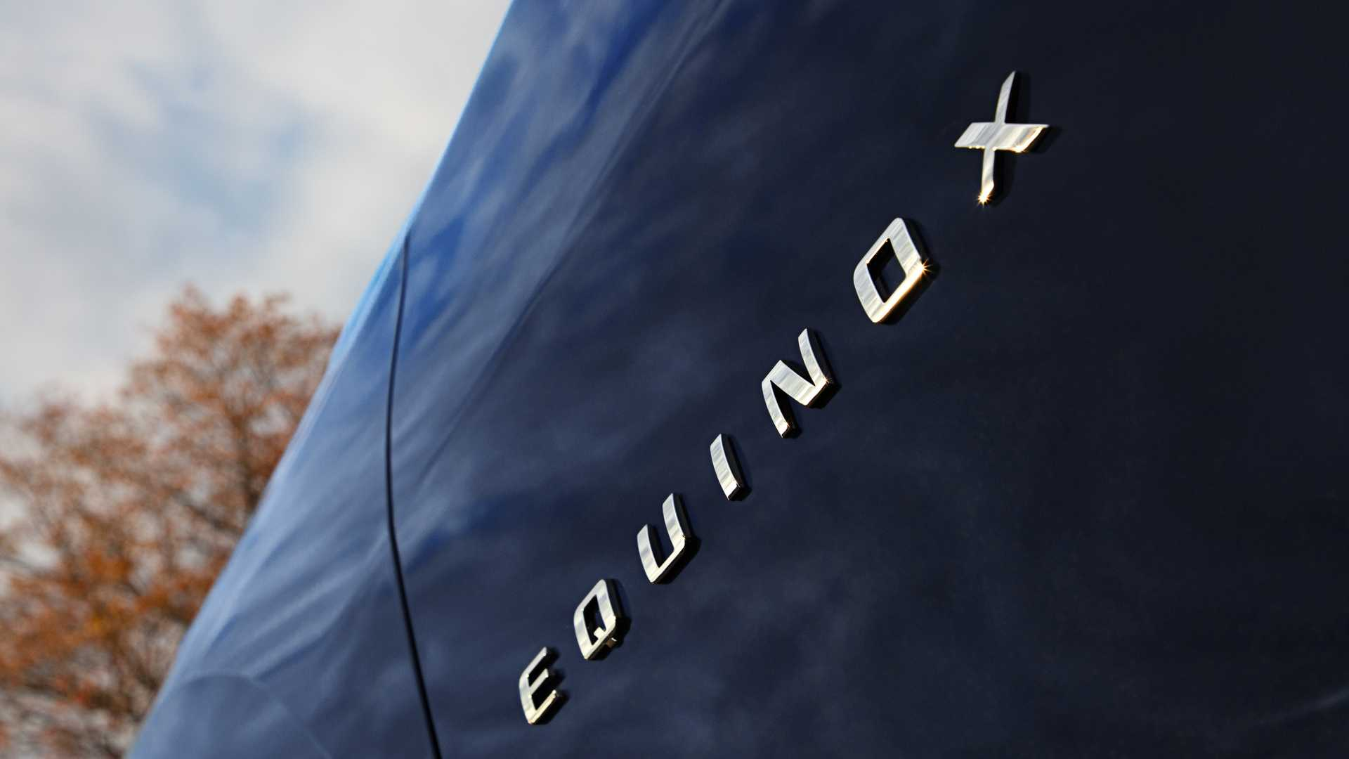 2021 Chevrolet Equinox Premier Detail Wallpapers (9)