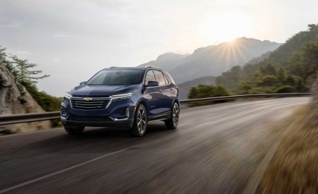 2021 Chevrolet Equinox Premier Wallpapers & HD Images