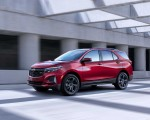 2021 Chevrolet Equinox RS Front Three-Quarter Wallpapers 150x120 (1)