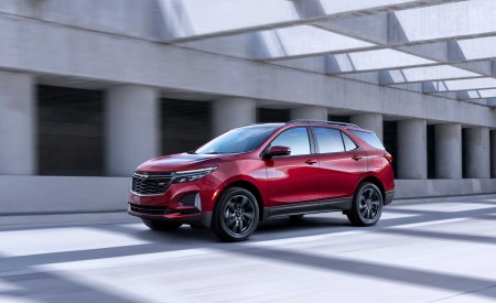 2021 Chevrolet Equinox RS Wallpapers HD