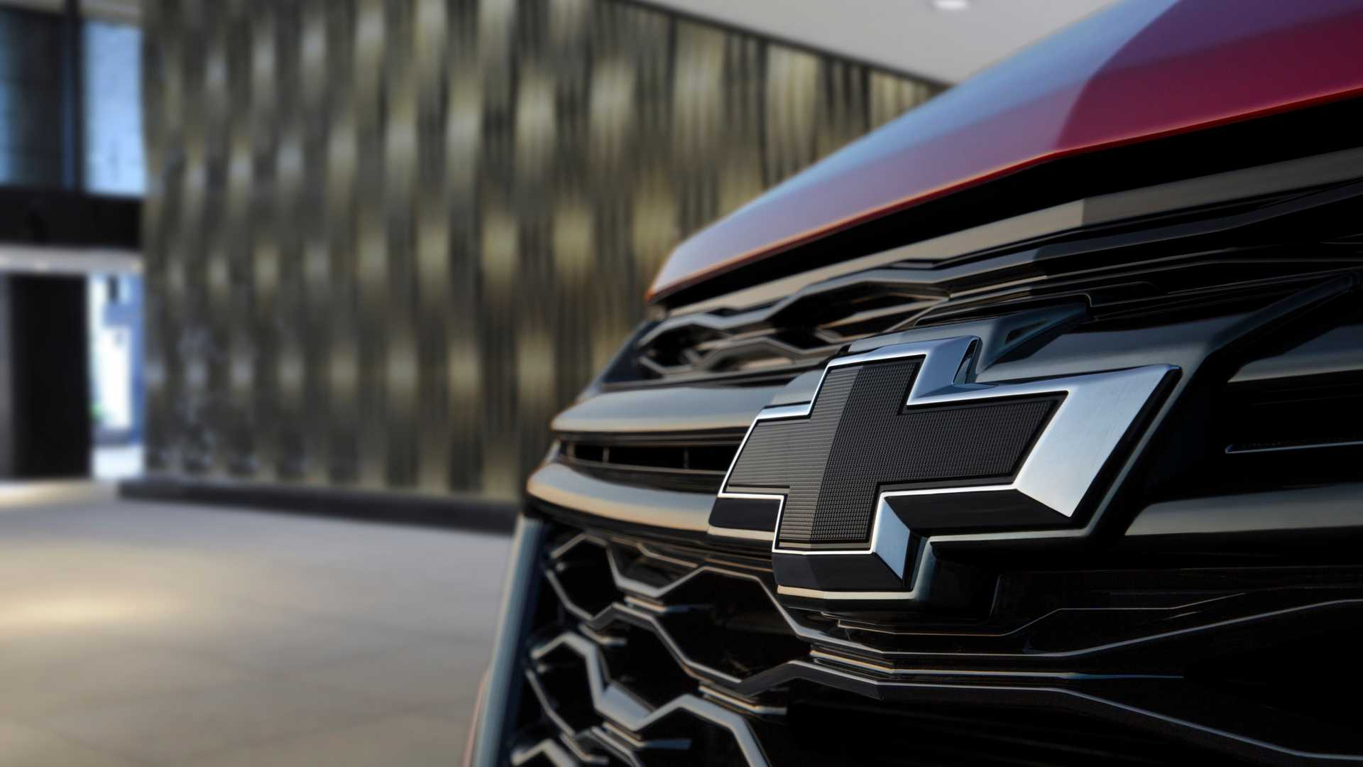 2021 Chevrolet Equinox RS Grill Wallpapers (7)