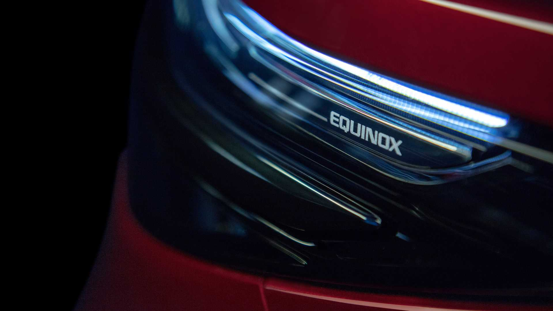 2021 Chevrolet Equinox RS Grill Wallpapers (8)